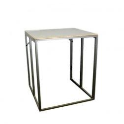 location 1 2 buffet pliant carr 94 x 94 x 110cm buffet traiteur. Black Bedroom Furniture Sets. Home Design Ideas