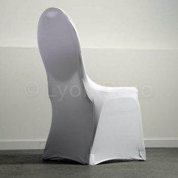 location noeud lycra noir pour toutes vos housses de chaises sur lyon. Black Bedroom Furniture Sets. Home Design Ideas