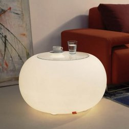 Location Table Basse Bubble Lumineuse