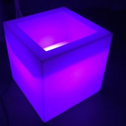 Location Open Cube Lumineux 40cm