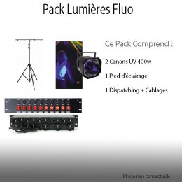 Location Pack Fluo