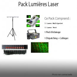 Location Pack Laser Show