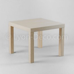 Location Table Basse Bois