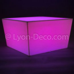 Location Table Basse Flex K lumineuse