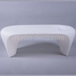 Location Table Basse Pure Blanche