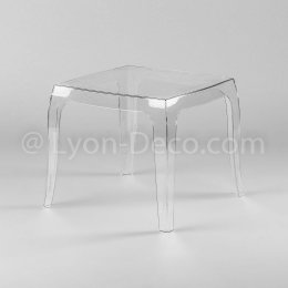Location Table Basse Queen Cristal