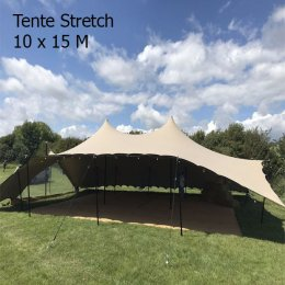 Location Tente Stretch 150 M2