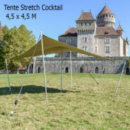 Location Tente Stretch 20 M2
