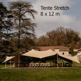 Location Tente Stretch 96 M2