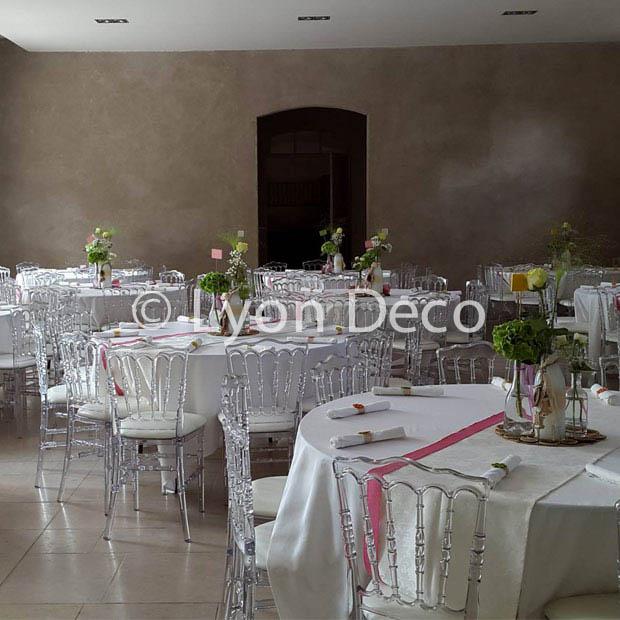 location chaise napoleon 3 cristal avec assise simili cuir blanche. Black Bedroom Furniture Sets. Home Design Ideas