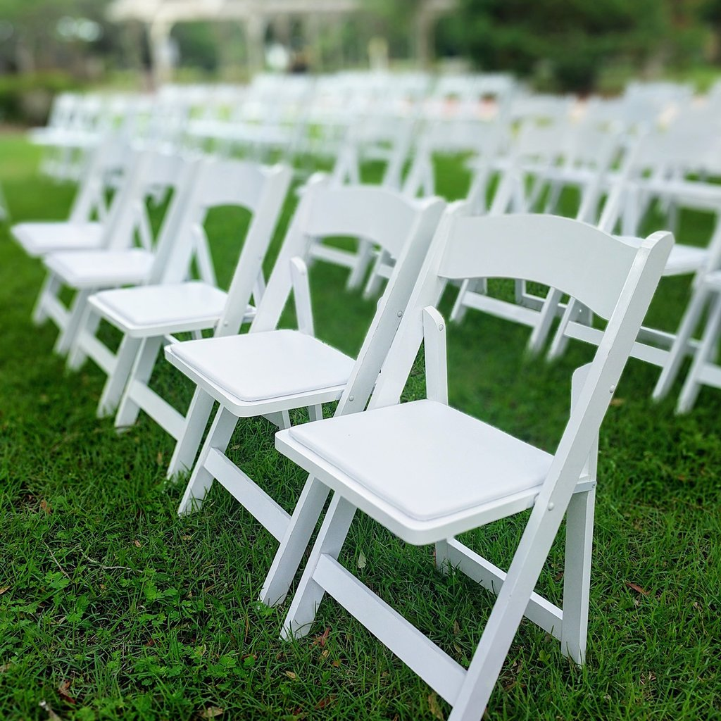 Ceremonie avec Chaise Wedding