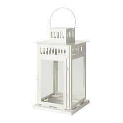 location lanterne blanche hauteur 44cm pour illuminer vos v nements sur lyon et vienne. Black Bedroom Furniture Sets. Home Design Ideas