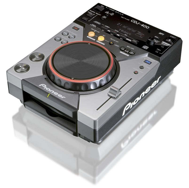 location lecteur cd et usb pioneer cdj 400 id ale pour lire vos mp3. Black Bedroom Furniture Sets. Home Design Ideas