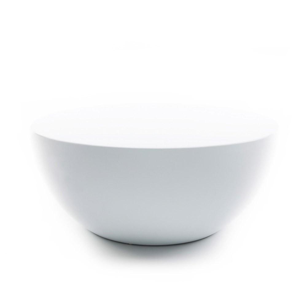 Location table basse design blanche mod le xl boom disponible sur lyon et vienne for Table basse carre design blanc et noir saint denis