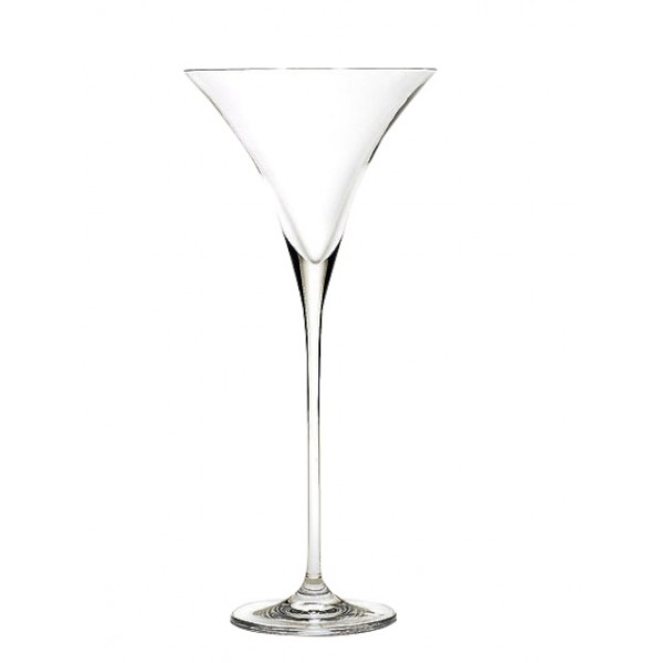 Location vase martini hauteur 70 cm centre de table - Centre de table coupe en verre ...