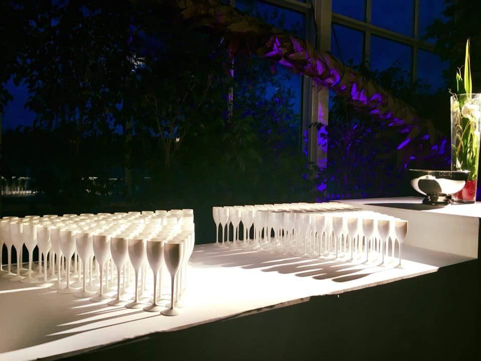 Location Buffet Design Lycra Palmeraie de La tour